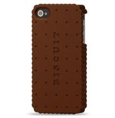 Coque iPhone Biscuit
