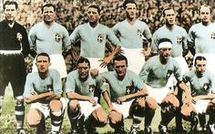 F.I.F.A. World Cup Champion 1934 (Italia)