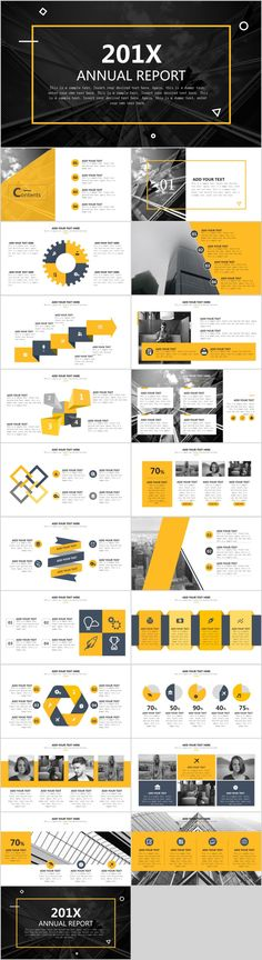 22+ Best yellow annual report PowerPoint templates #powerpoint #templates #presentation #animation #backgrounds #pptwork.com#annual#report #business #company #design #creative #slide #infographic #chart #themes #ppt #pptx#slideshow#keynote