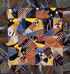 Sylvia Einstein - like the choices of fabrics