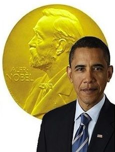 Nobel Committee Asks Obama for Peace Prize Back. Maybe it's time to also ask for him to give back the keys to our country!