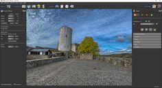 Die Neuerungen in Pano2VR 5.0 mit den neuen Ansichten und der Erzeugung von Video Dateien aus einem Panorama