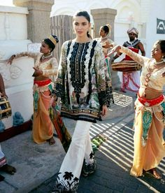 Latest Pakistani Lawn Brands Designer Dresses Collections 2018 Pakistani Couture If you're whatever like united