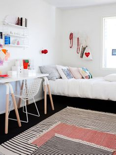 Juvenile Room Designer: Susanna Vento Photographer: Kristiina Kurronen