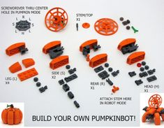 Pew pew pumpkin