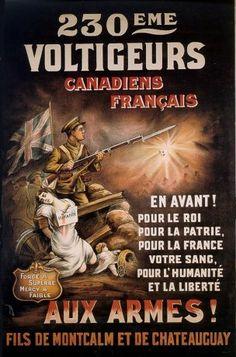 French Canadian    WW1
