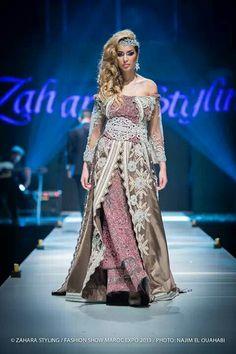 Caftan Takchita 2013-2014, Album ouvert par Dziriya - Dziriya.net
