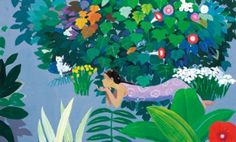 garden1 / Oil on Canvas, 2012 /