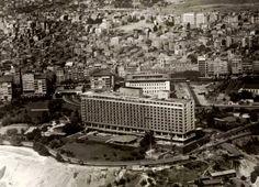 Elmadağ ve çevresinin hava fotoğrafı / 1965