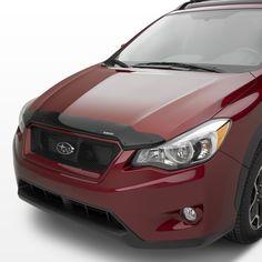 Auto Accessories Dealer Rear Bumper Cover Applique for Subaru XV Crosstrek 2018+