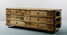 #pallet #palette #meuble #furniture