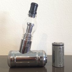Pipe Mod with Wax-T attachment