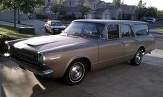 Our 64 Wagon!