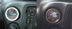 Trailblazer SS Aeroforce Gauge  + Plugs into OBD Port + Reads engine codes and also clears them   + Wideband Is available also for $195 extra