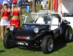 Andrew Tucker's beach buggy (Dad)