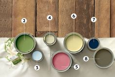 1000 images about 2017 paint colors on pinterest crate - Country blue color scheme ...