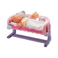 Nenuco Sleep with Me Doll and Cradle - Amazon best price
