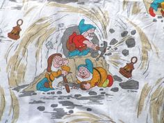 7 dwarfs mine turquoise