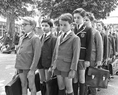 little school boy (manilenoylaciudad.tumblr.com) #fashion
