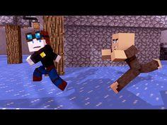 TheDiamondMinecart - Minecraft Animation (When Youtubers meet Minecraft EP:1) - YouTube
