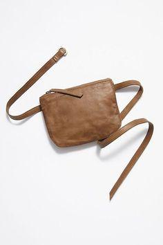 Payton Leather Belt Bag. Jennifer James ec142b9c0