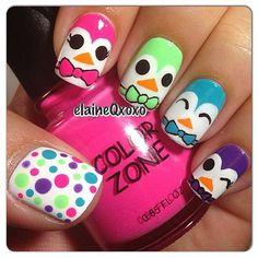 Pingüinitos!