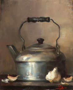 Magda Almy  The Chrome Kettle  2006