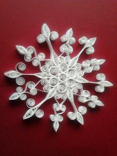 http://creaties-baukje.blogspot.de/search/label/Kerststerren Quilling