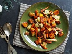 Roasted Winter Vegetables by Ina Garten