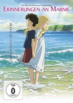 Erinnerungen an Marnie - Special Edition (DVD) Studio Ghibli, Erinnerungen An Marnie, When Marnie Was There, Film Tips, Animation, Movie Collection, The Visitors, Disney Characters, Fictional Characters