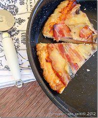 Ζύμη για πίτσα σε 5 λεπτά χωρίς φούσκωμα