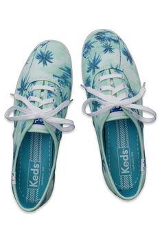 Style from the Keds/Hollister collaboration [Photo Courtesy of Hollister]