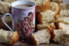 Buttermilk Rusks, Make Your Own Buttermilk, New Recipes, Favorite Recipes, South African Recipes, How To Double A Recipe, Egg Free, The Dish, Tray Bakes