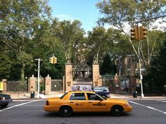 Rockefeller University Front Gate, 66th and York Avenue