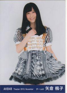 AKB48 Theater 2013.November 矢倉楓子