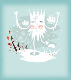 Good old Jack Frost!