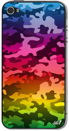 Rainbow Camouflage