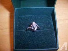 Beautiful Diamond Engagement ring - $1350 (Rochester)