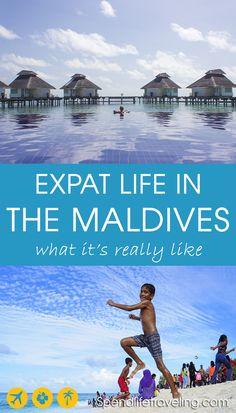 expat dating maldives