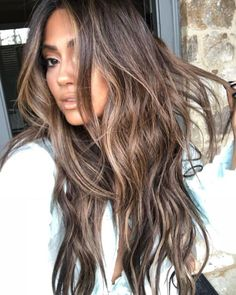 Gorgeous Spring Hair Color Ideas For Brunette 05