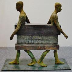 Sculpture - Jesus Curia Perez |
