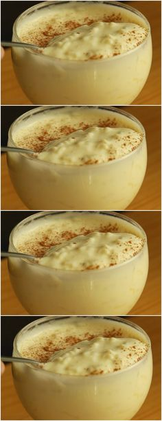 Cook rice in water with cloves and orange peel, # recipe # cake # pie # sweet # dessert # birthday # pudding # mousse # pave # Cheesecake # chocolate # confectionery # <-> <-> Rice Recipes, Sweet Recipes, Dessert Recipes, Cooking Recipes, Portuguese Recipes, Yummy Food, Delicious Desserts, No Cook Meals, Food And Drink