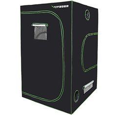Mylar Hydroponic Grow Tent for Indoor Medical Cannabis Growing 48x48x80 #VIVOSUN