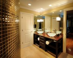 Home Ideas For > Modern Master Bathroom | Master Baths | Pinterest ...