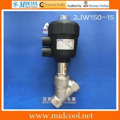 100.08$  Buy here - http://aliewr.worldwells.pw/go.php?t=32626393162 - Original AirTAC Angle seat  valve 2JW150-15 100.08$