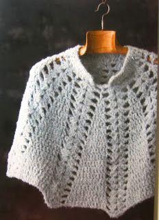 Blog de Goanna: Crochet para el invierno