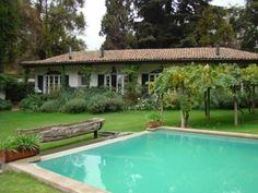 Dream Home status! Colonial home in Santiago, Chile