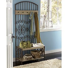 I love this for the entry way