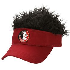 Florida State Seminoles Flair Hair Visor - $24.99