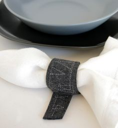 For your favorite host or hostess - napkin rings that bring the table together